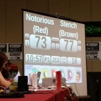 2014 Rollercon NOTORIOUS vs Stench Challenge Game